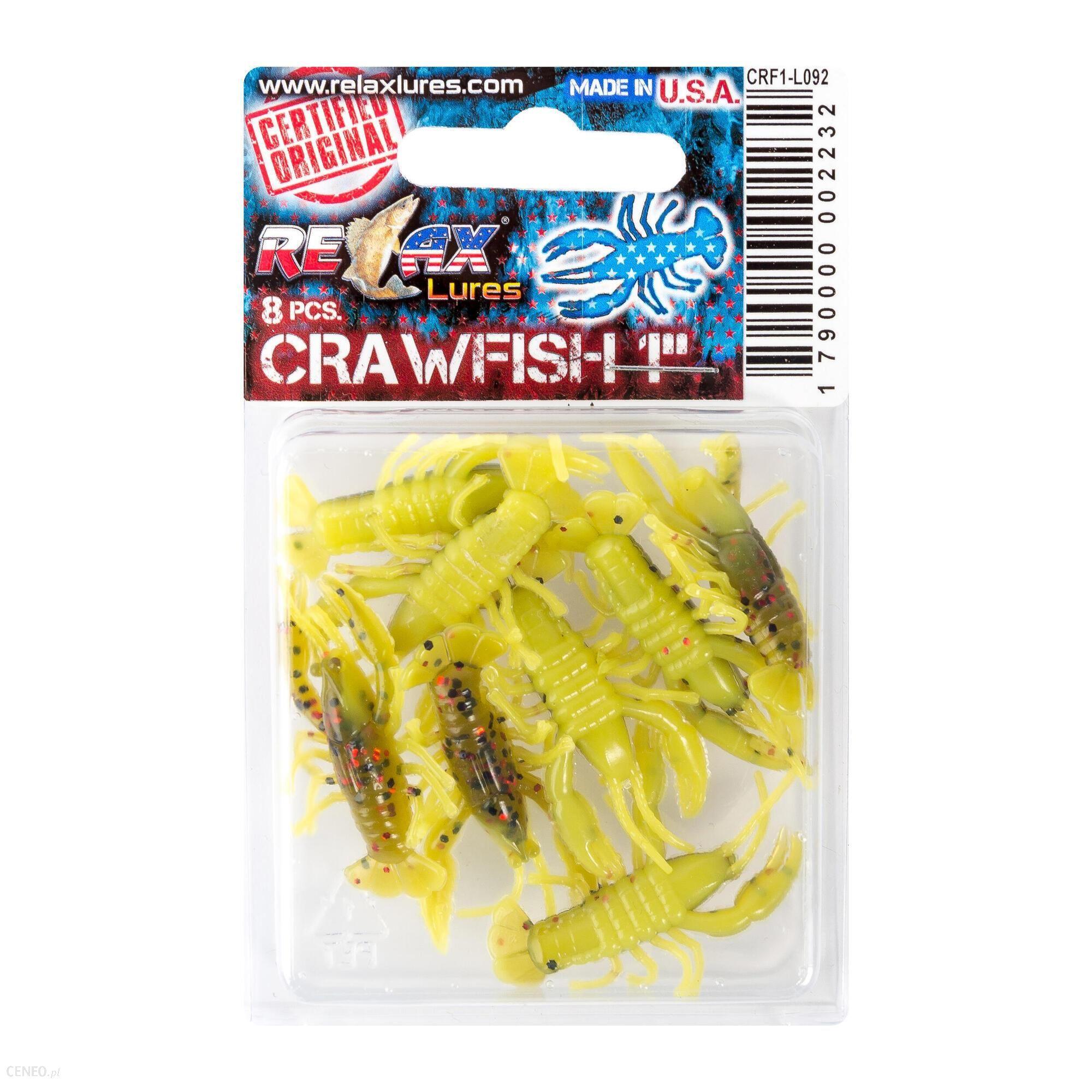 Relax Przynęta Gumowa Crawfish 1 (2)