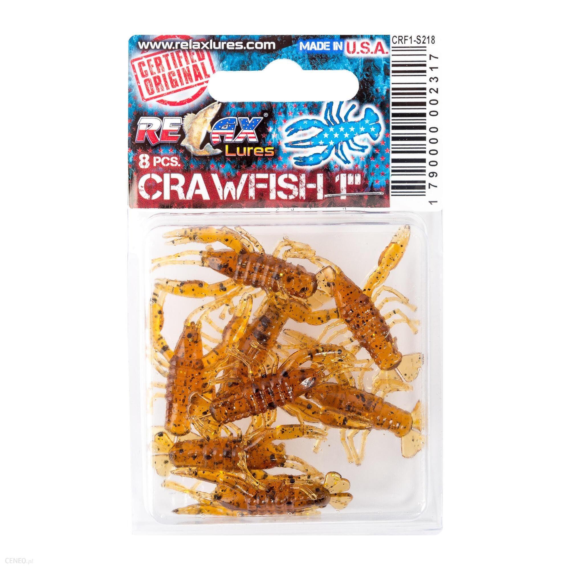 Relax Przynęta Gumowa Crawfish 1 (7)