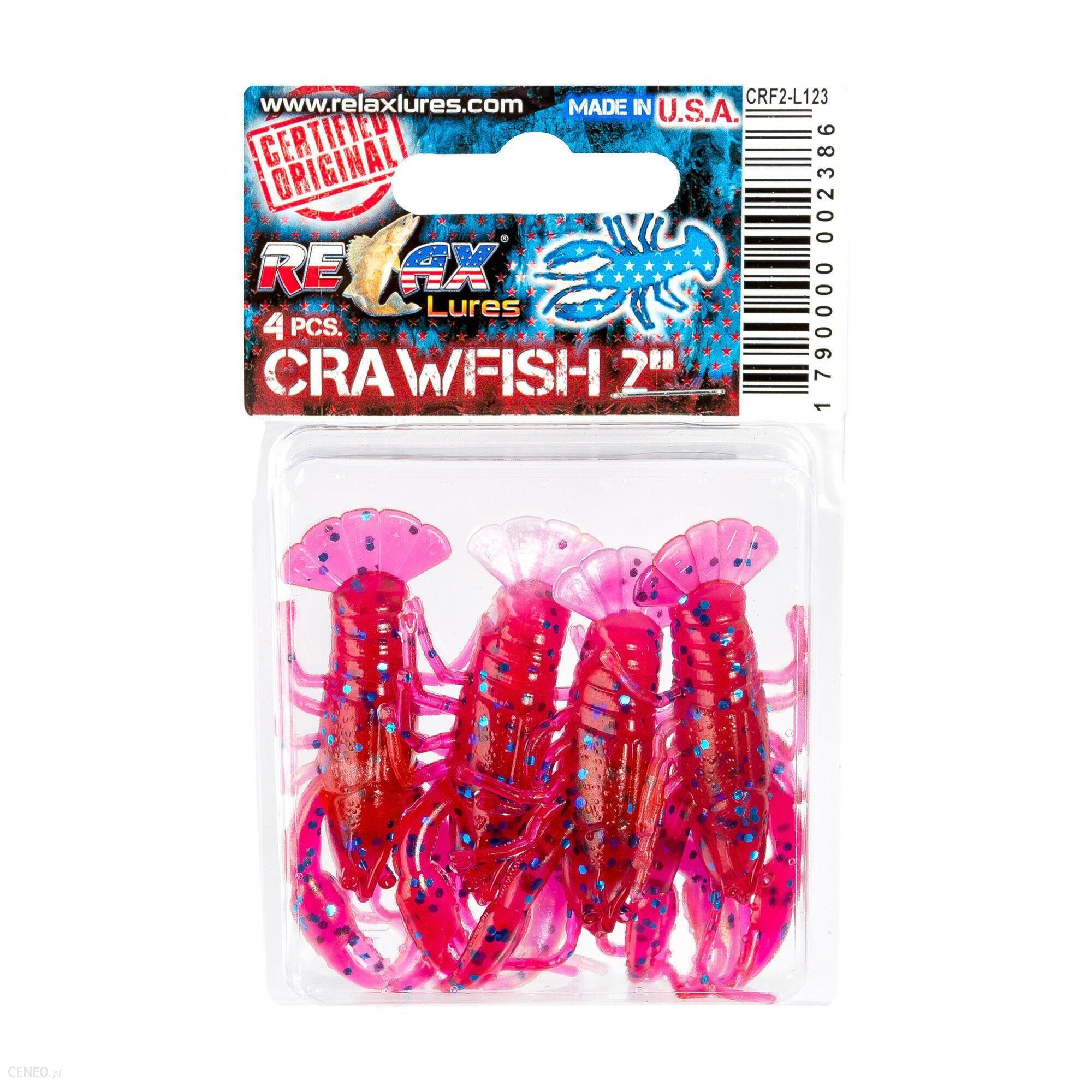 Relax Przynęta Gumowa Crawfish 2 (13)
