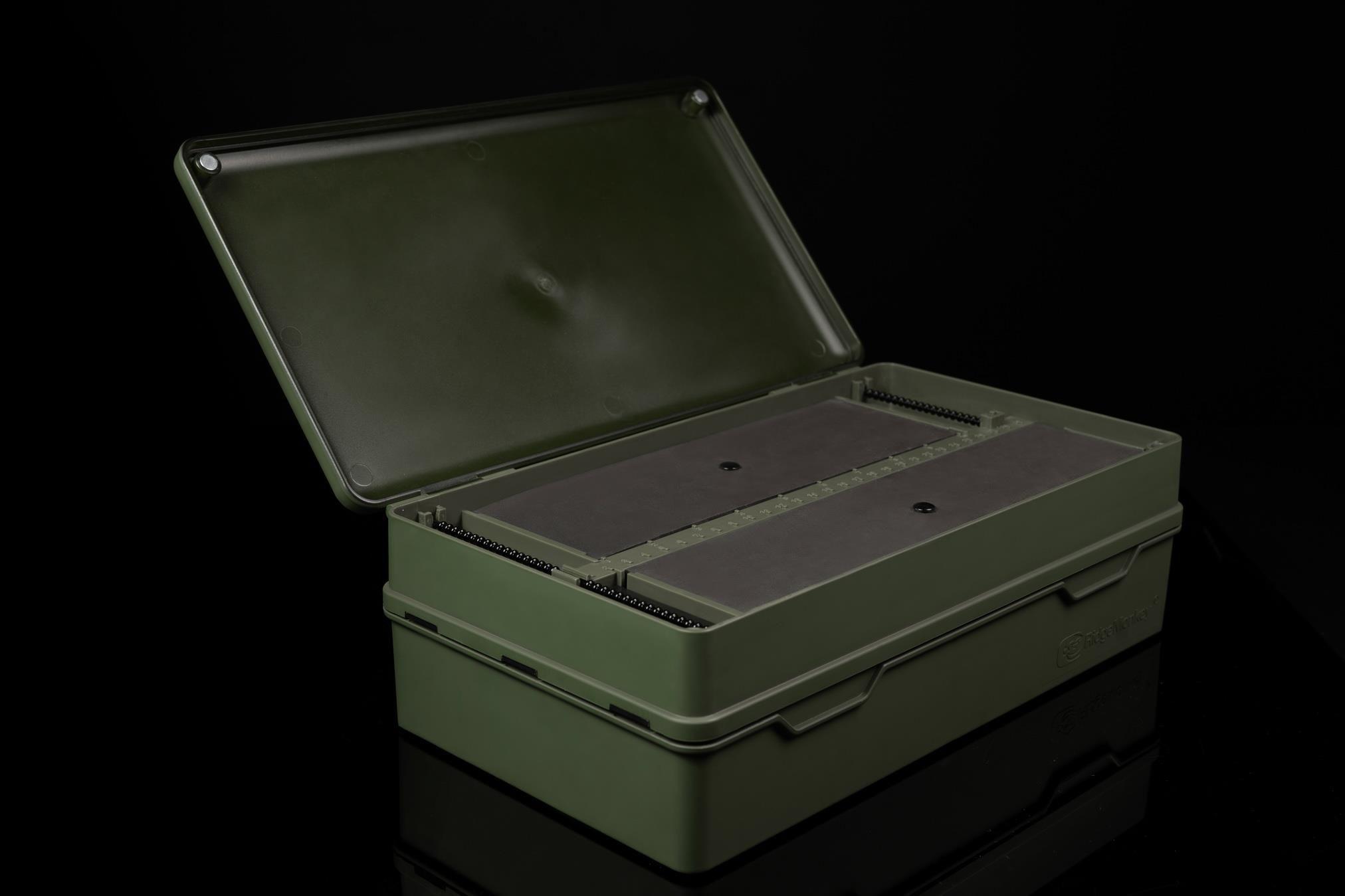 RIDGE MONKEY - ORGANIZER - ARMOURY TACKLE BOX NEW! RMATB1