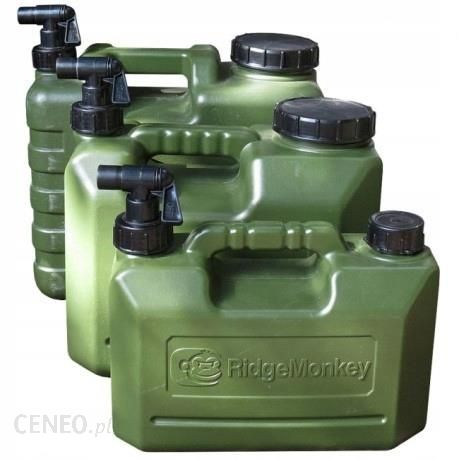 Ridgemonkey Heavy Duty Water Carrier Kanister 15 L