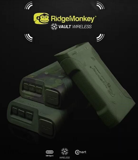 Ridgemonkey Ridge Monkey Vault C-Smart Wireless 42150Mah Green