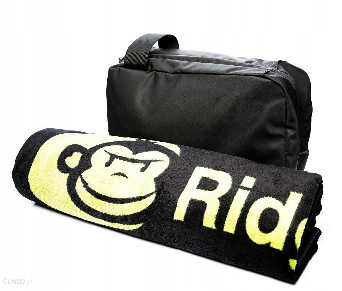 RidgeMonkey Wodoodporna kosmetyczka LX + ręcznik