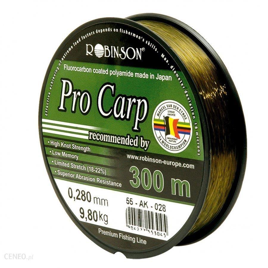 Robinson Pro Carp Marcel Van Den Eynde śr. 0.28 dł. 300.00 m. (55-AK-280)