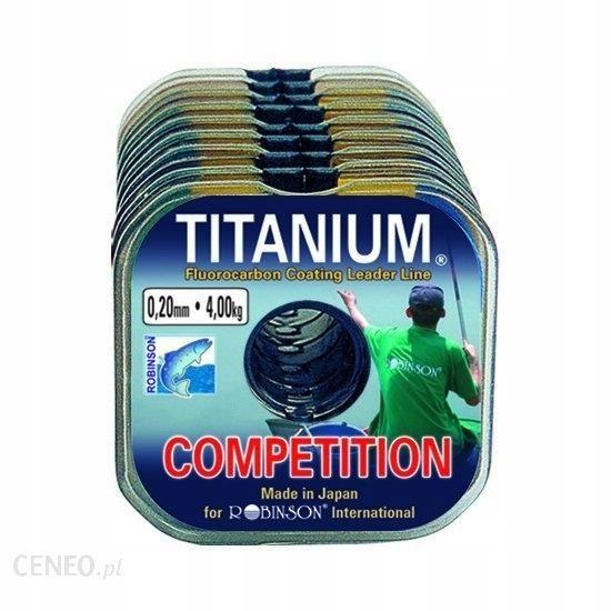 Robinson Titanium Competition śr. 0.205 dł. 25.00 m. (55-AT-P-205)