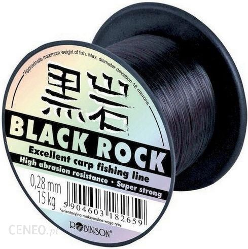 Robinson Żyłka Black Rock 0.300mm 600m (55bb630)