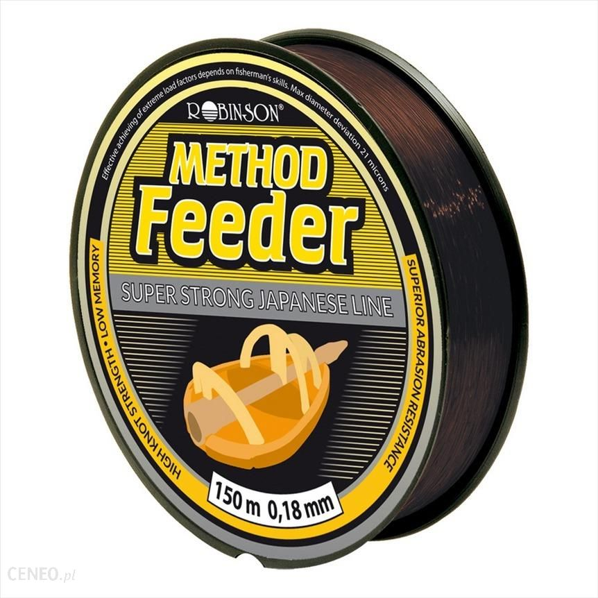 Robinson żyłka Method Feeder 0
