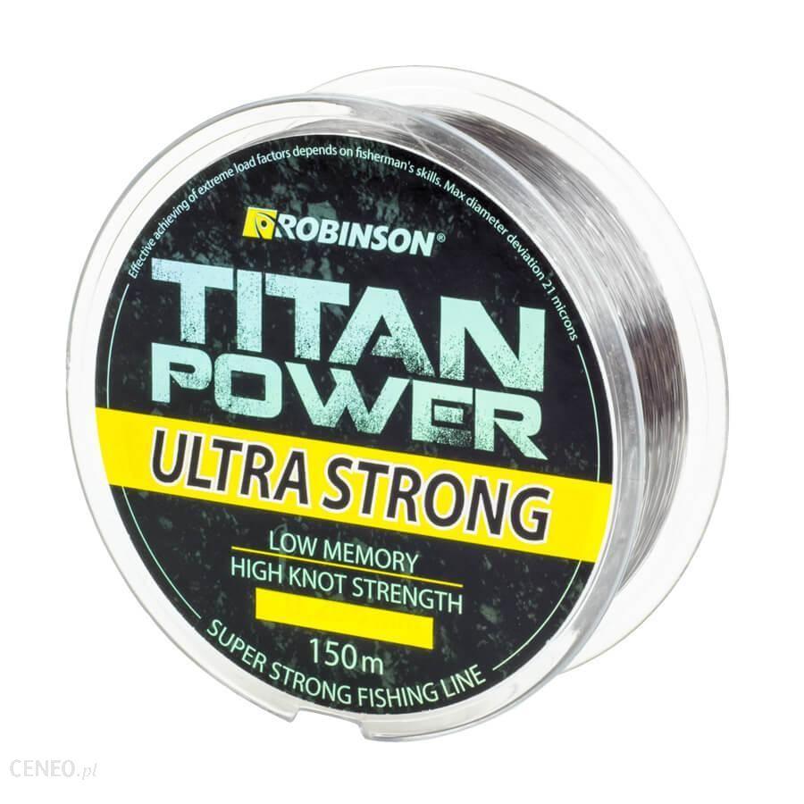 Robinson Żyłka Titan Power Us Strong 0