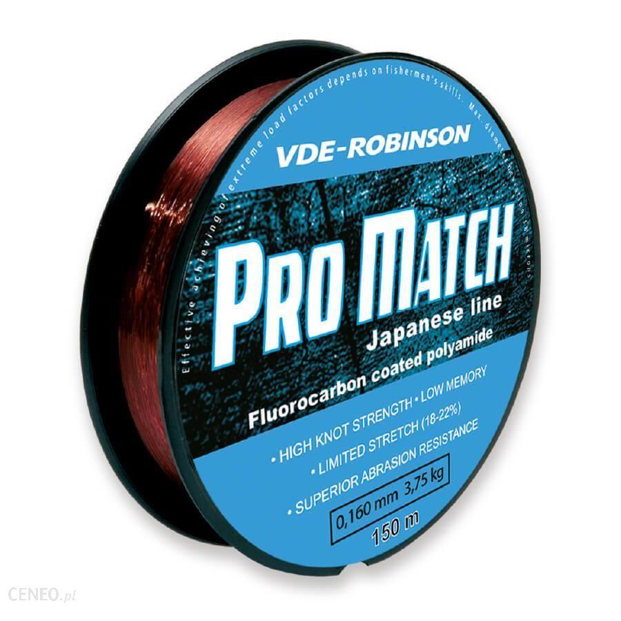 Robinson Żyłka Vde-R Pro Match 150M 0