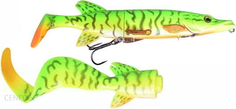 Savage Gear 3D Hybrid Pike 17cm 45g SS 04-Firetiger