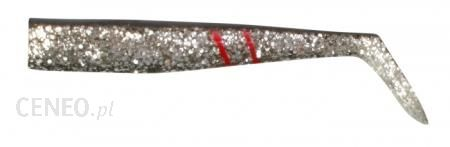 Savage Gear Guma Sandeel 10cm/4szt Dirty Silver