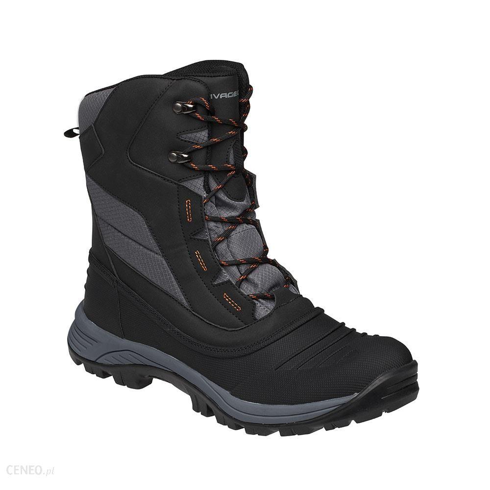 Savage Gear Performance Winter Boot Buty Zimowe Black/Grey Roz 45