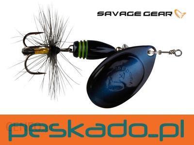 Savage Gear Rotex Rozmiar 3 8g Black Purple