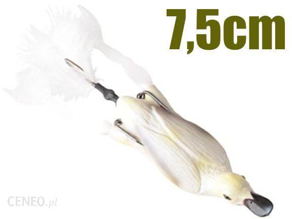 Savage Kaczka Hollow Duckling 3D - 7.5cm 15g Biała
