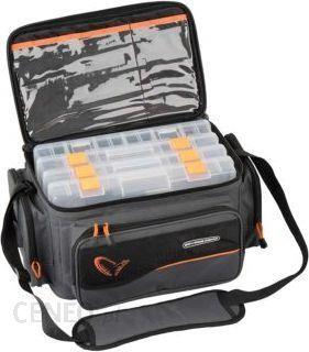 SG Torba System Box Bag XL 3 Boxes Waterproof cover 25x67x46cm (54778)