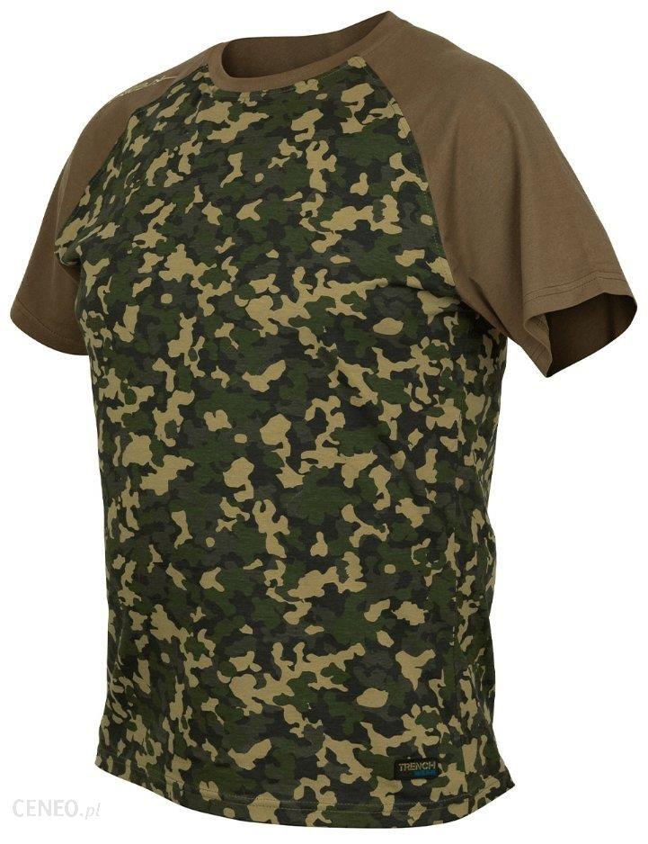 Shimano Koszulka T-Shirt Tribal Tactical Xl Camo