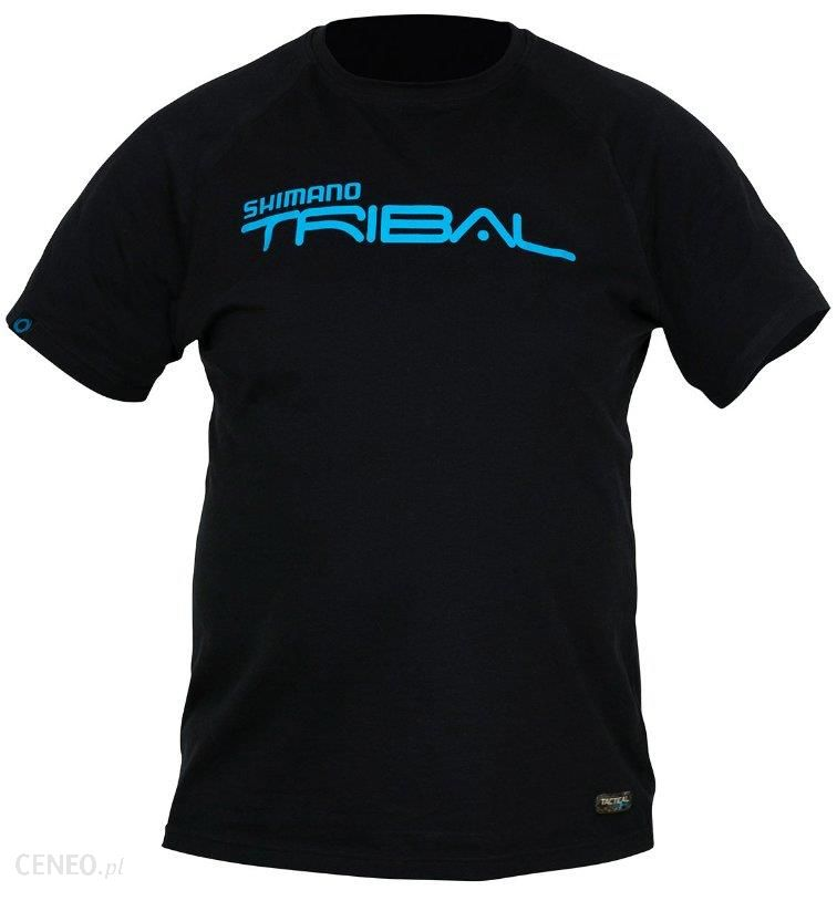 Shimano Koszulka T-Shirt Tribal Tactical Xl Czarna