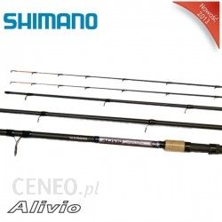 Shimano Wędka Alivio Cx H Feeder 3.96M -110G