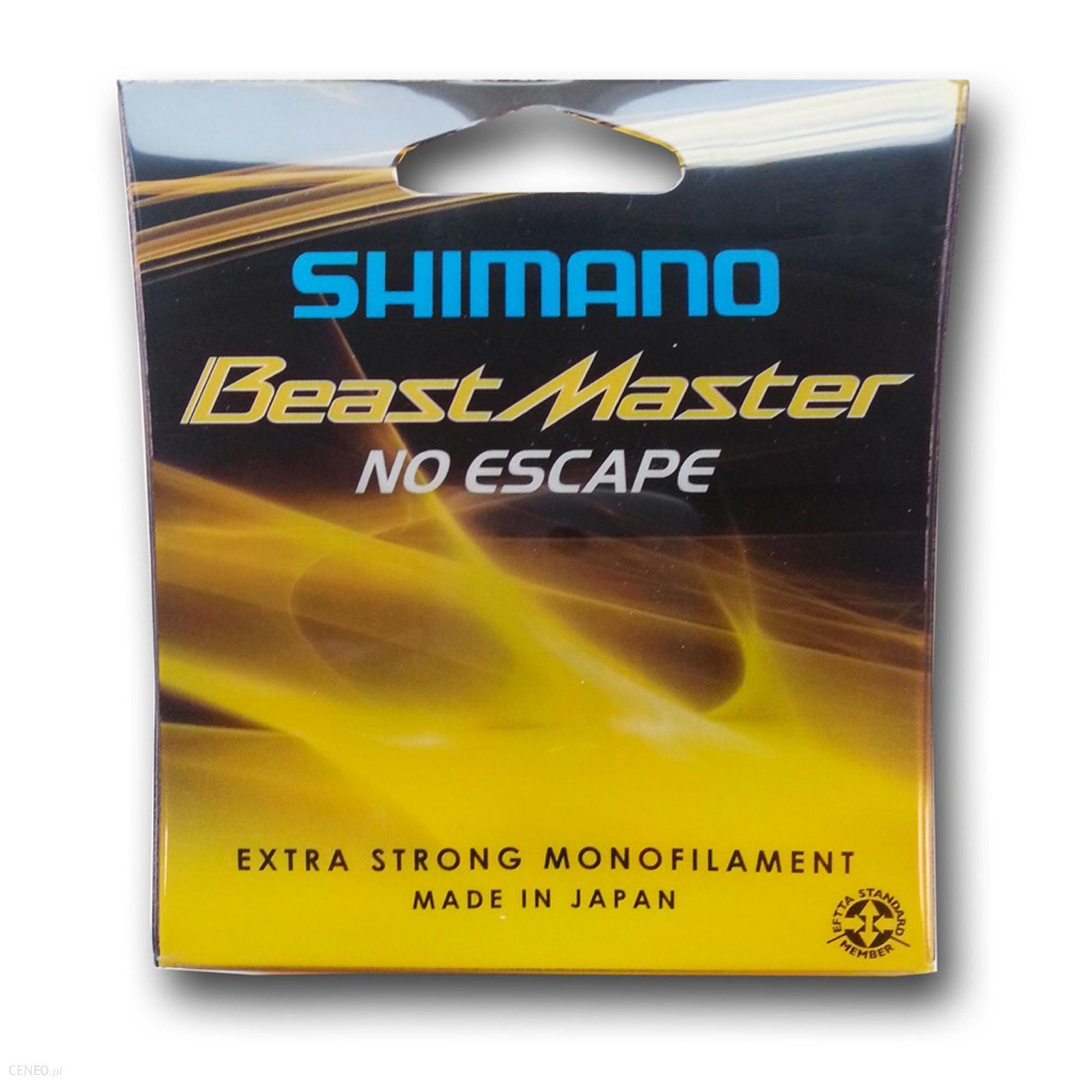 Shimano Żyłka Beastmaster 200M