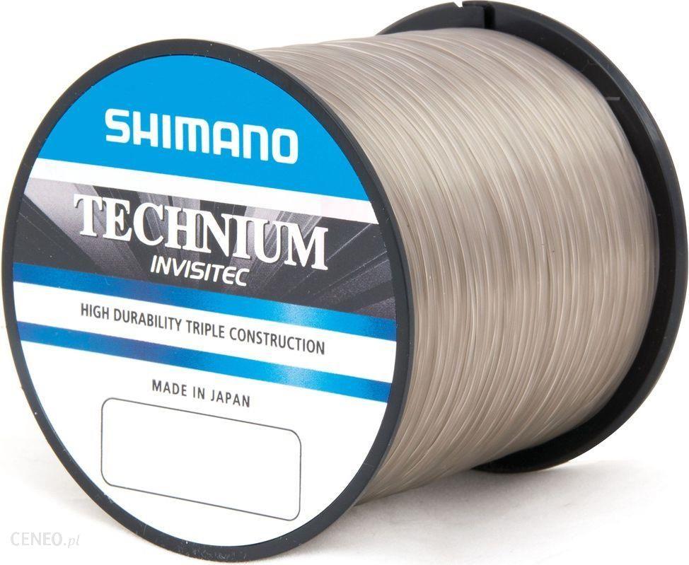 Shimano Żyłka Technium Invisitec 0.305Mm 1090M 9.00Kg