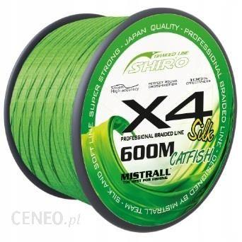 Shiro Bl Black Catfish 600M 0.40mm