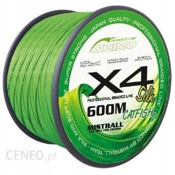 Shiro Bl Black Catfish 600M 0.70mm