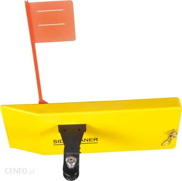 Side Planer Dragon R-RUNNER prawy średni żółty