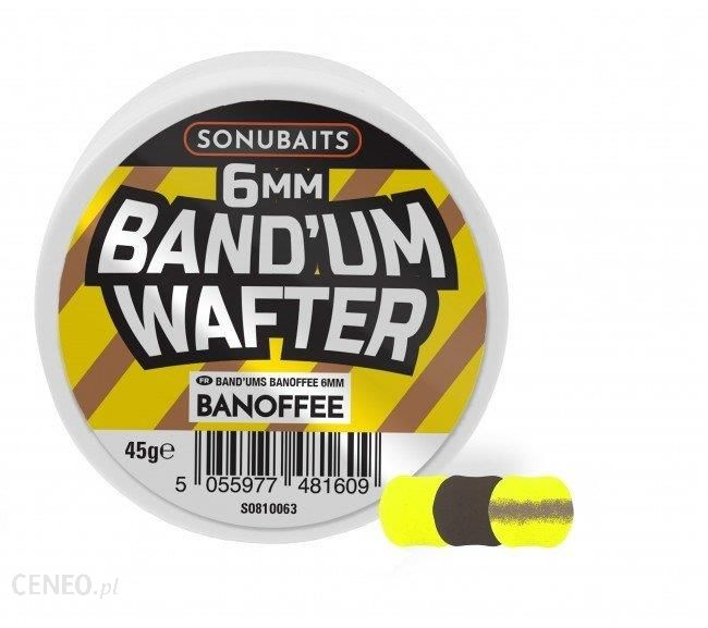 Sonubaits Band'Um Wafters Banoffee 6 Mm
