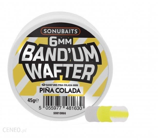 Sonubaits Band'Um Wafters Pina Colada 6 Mm