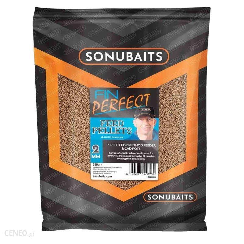 Sonubaits Pellet Fin Perfect Feed Pellets 2Mm 650G Rybny S0790002 (193620)