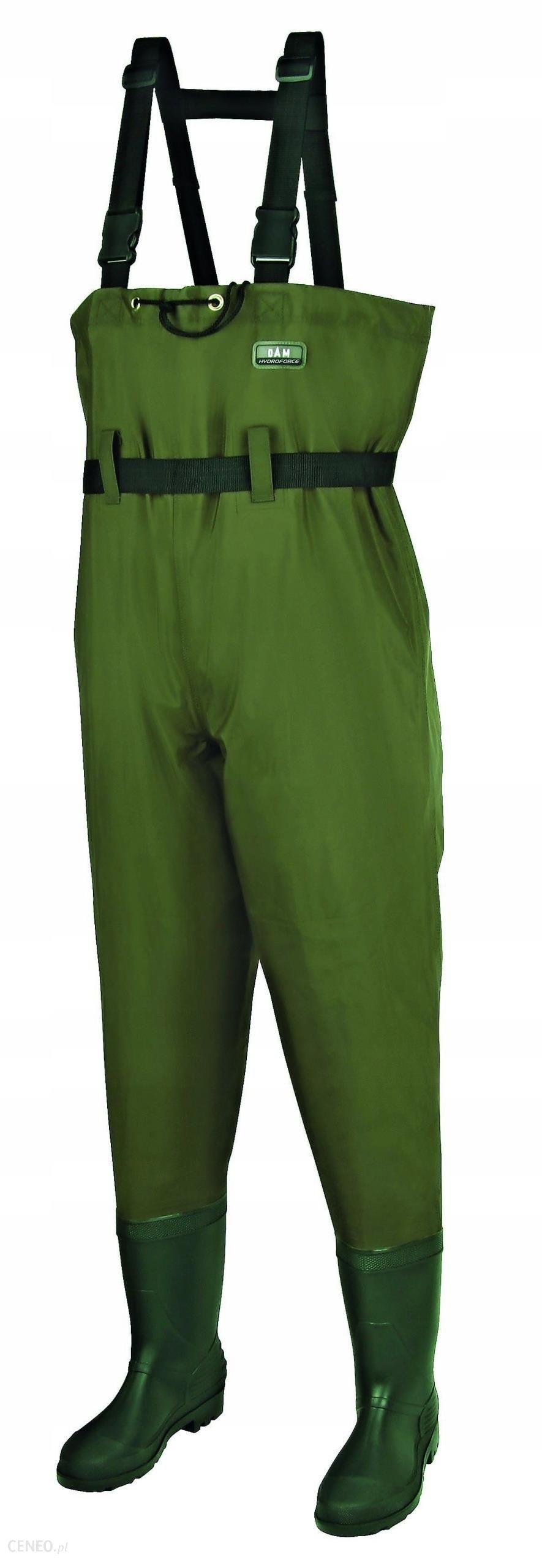 Spodniobuty Dam Hydroforce Nylon Taslan 46/47 8713046