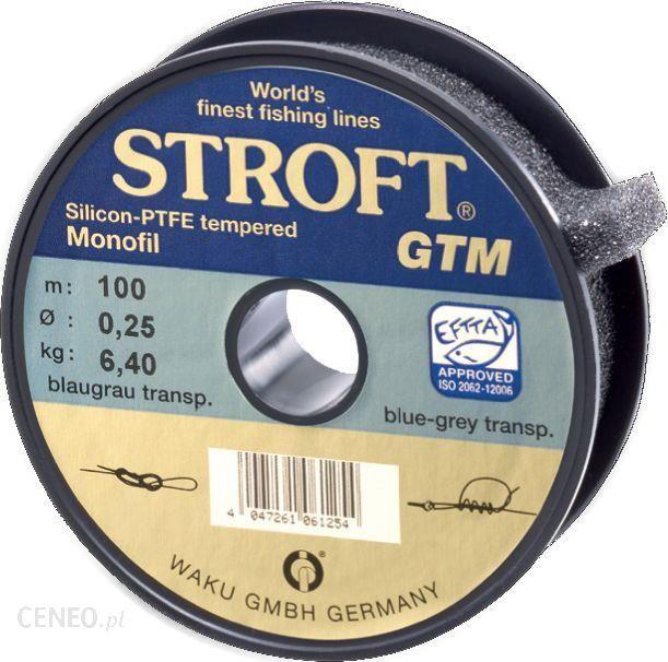 Stroft Żyłka Gtm 0.25Mm 100M