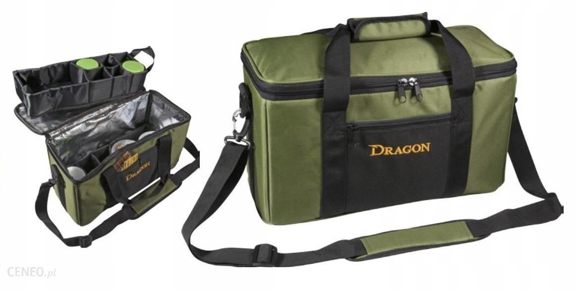 Torba karpiowa z coolerem Dragon 42x18x25cm