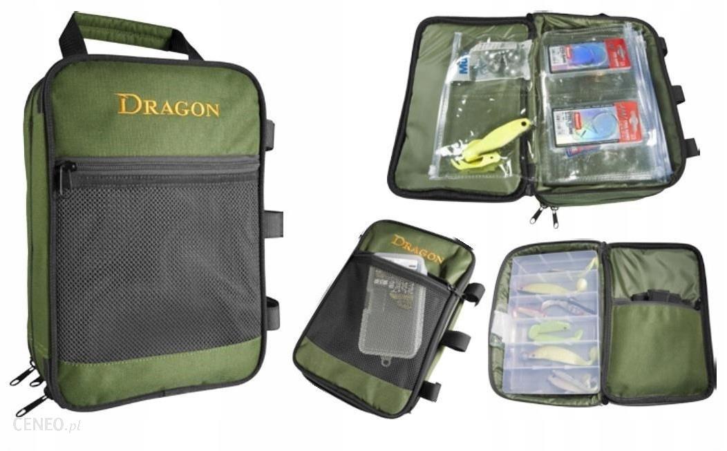 Torba na akcesoria i przypony Dragon 32x12x22cm