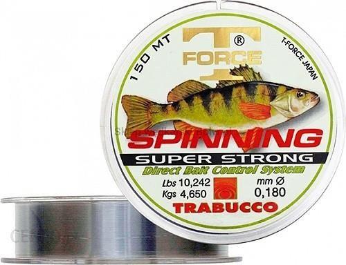 Trabucco Żyłka Spinningowa T-Force Spin Perch 0