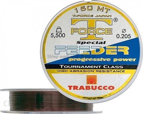 Trabucco Żyłka T-Force Special Feeder 150M 0