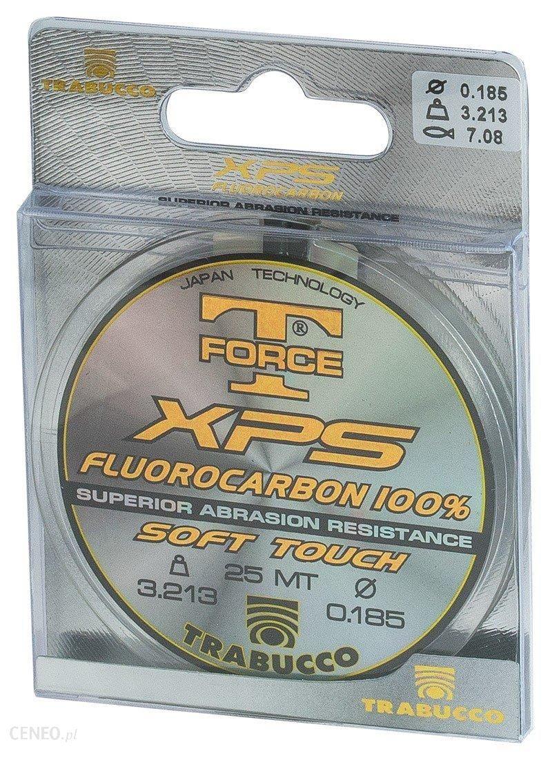 Trabucco Żyłka T-Force Xps Fluorocarbon Super Soft 0