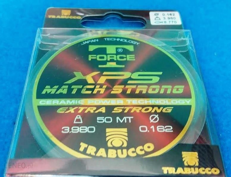 Trabucco Żyłka Tf Xps Match Strong 0
