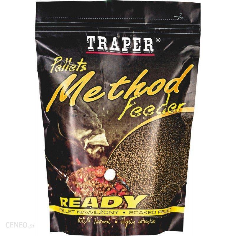 Traper Method Feeder Pellet Ready 2Mm 500G Ochotka