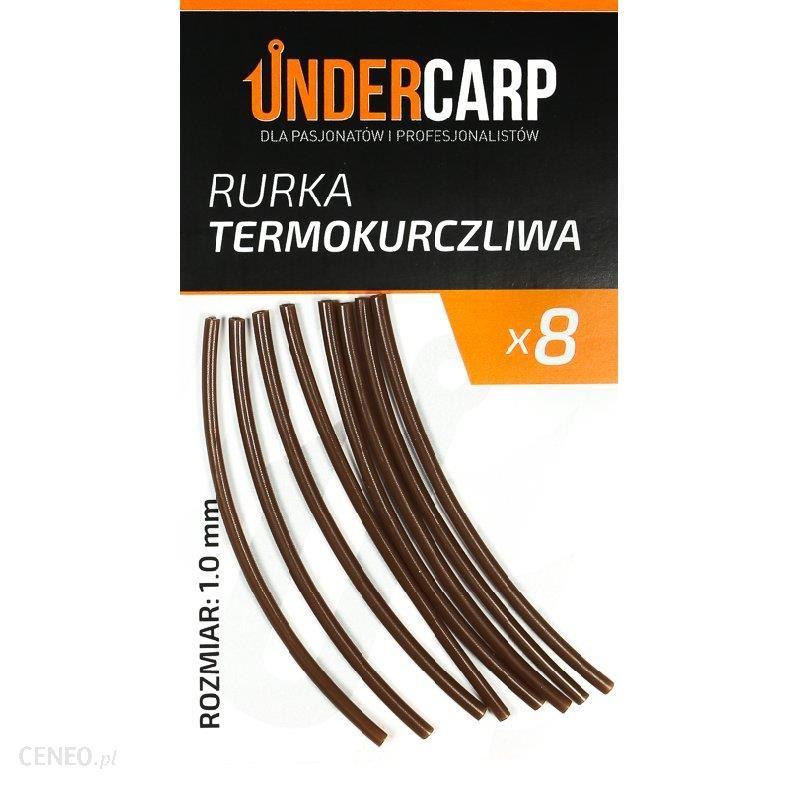 Undercarp Rurka Termokurczliwa Brąz 2