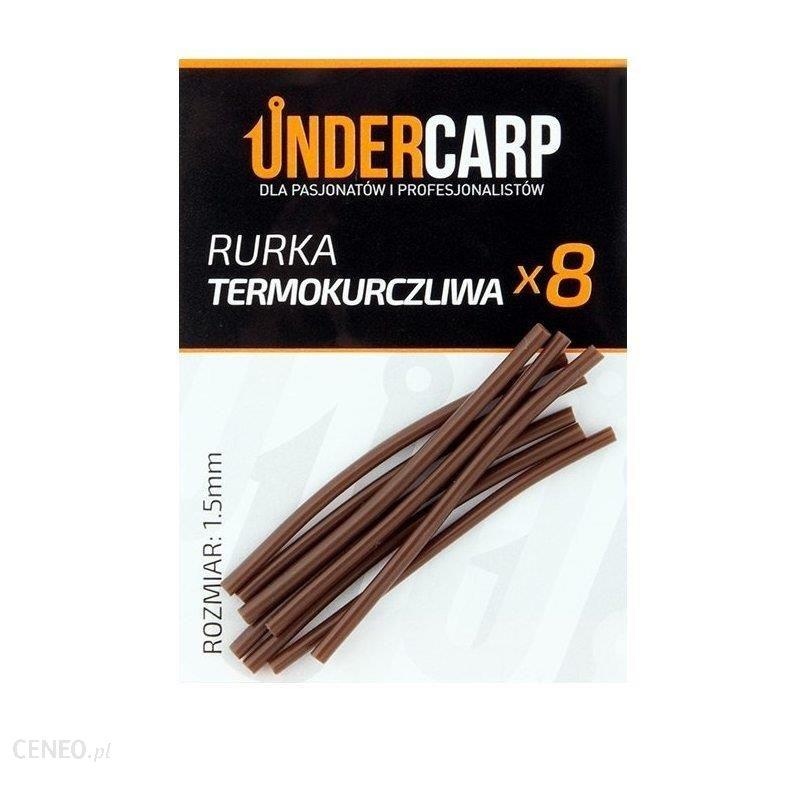 Undercarp Rurka Termokurczliwa Brązowa 1