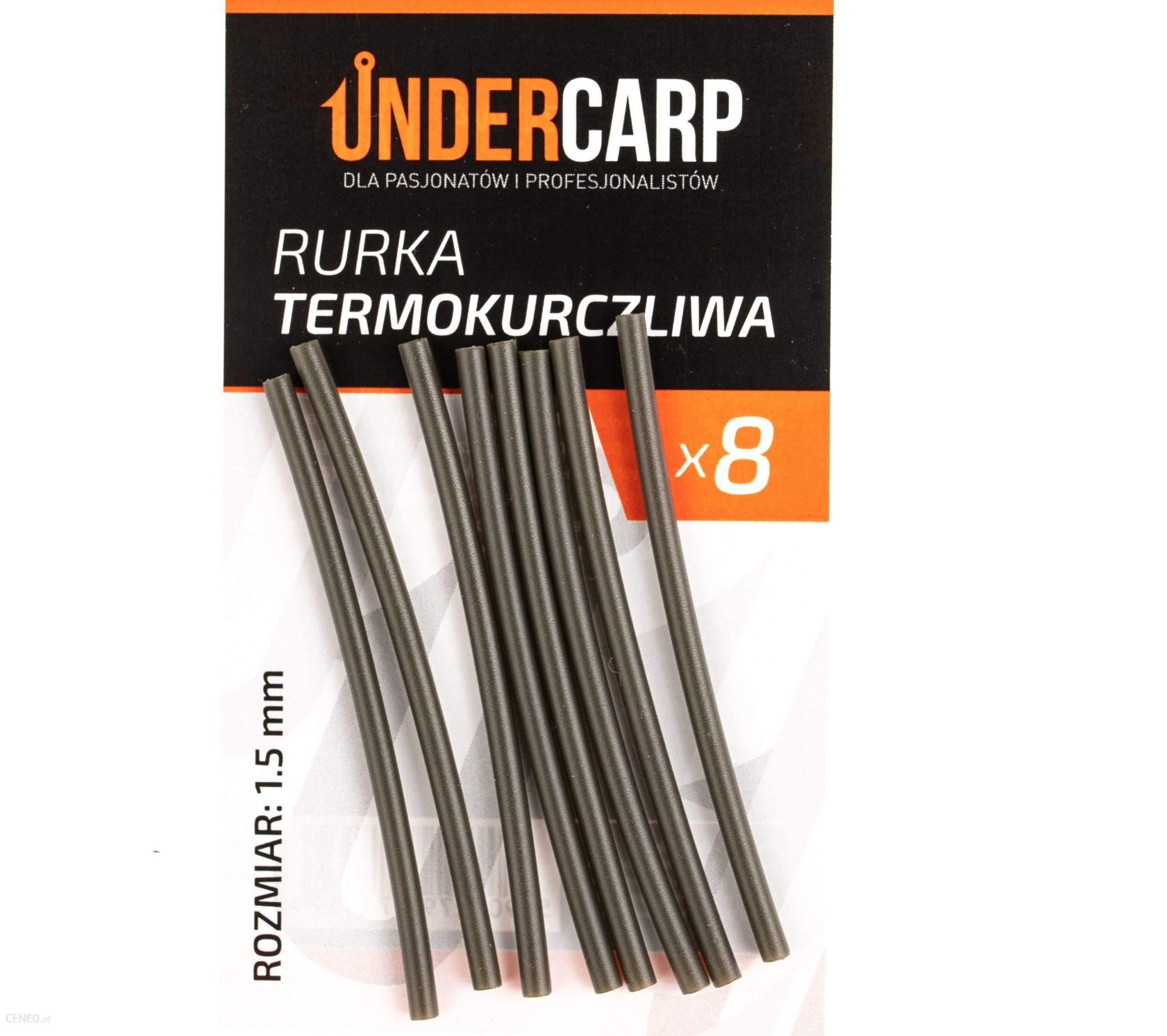 Undercarp Rurka Termokurczliwa Zielona 1