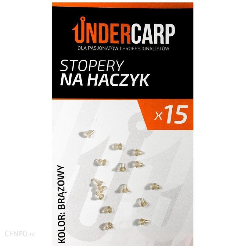 Undercarp Stopery Na Haczyk Brązowy