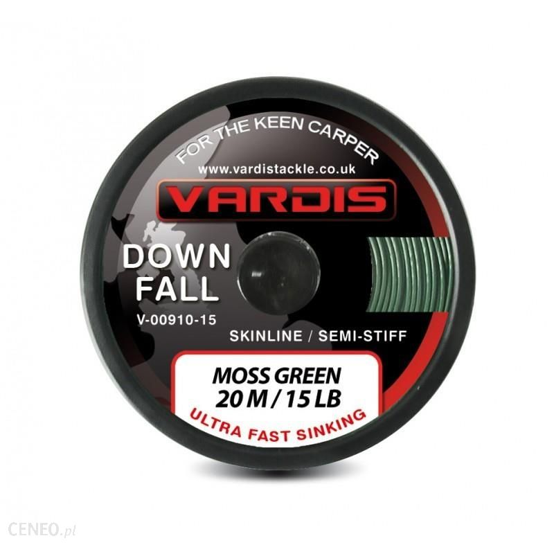 Vardis Down Fall Plecionka W Otulinie Moss Green 20M