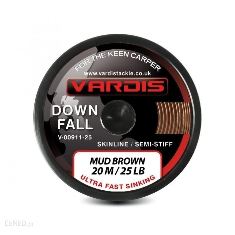 Vardis Down Fall Semi-Stiff Mud Brown Plecionka W Otulinie