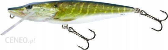 Wobler Salmo Pike Pływający Rpe 9cm 9g Szczupak