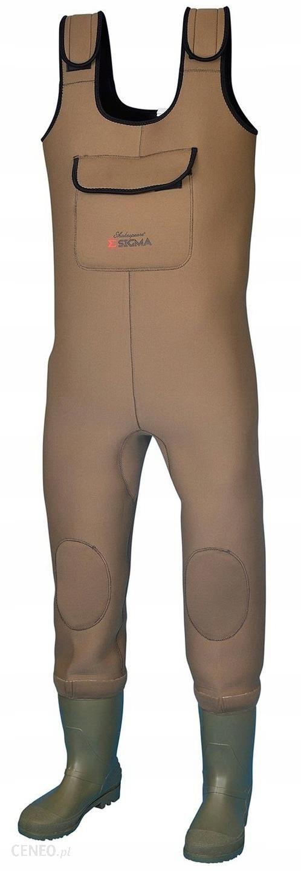 Wodery Neoprenowe Spodniobuty Shakespeare Sigma 45