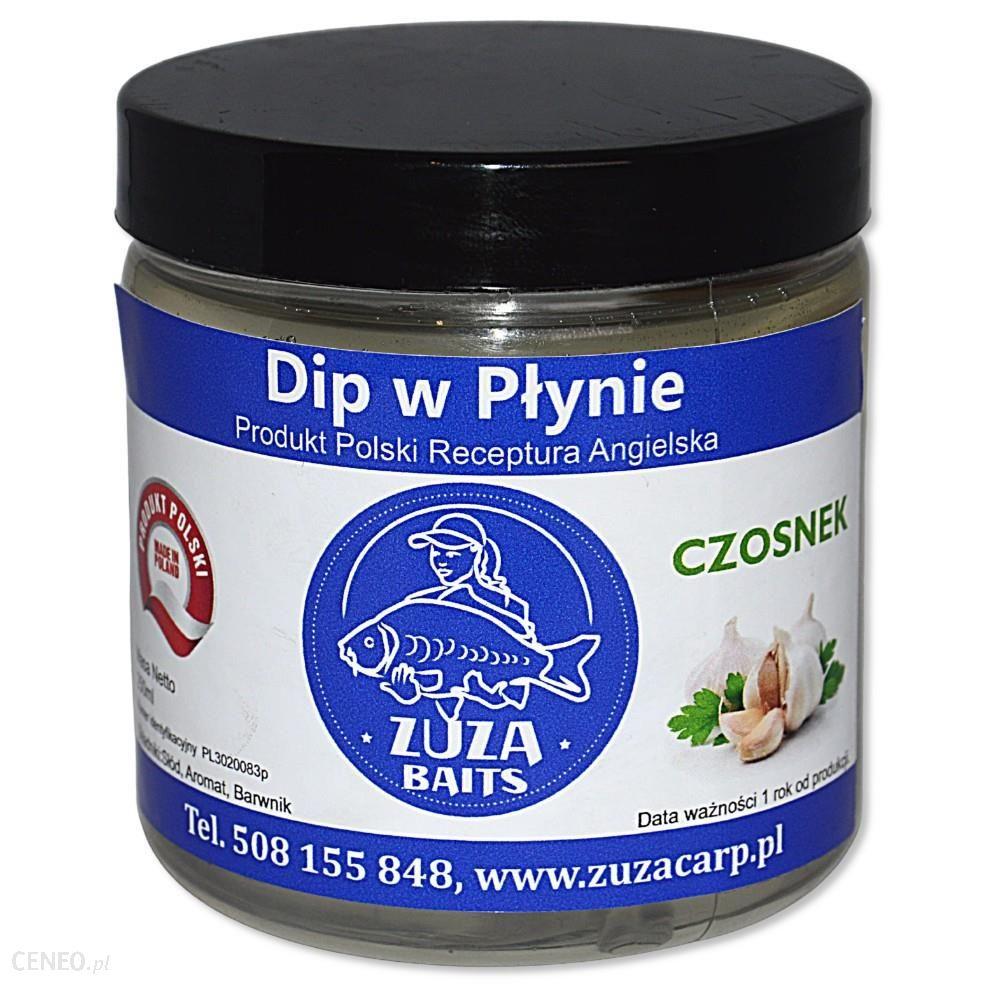 Zuza Carp Dip Czosnek (W Płynie) 250Ml