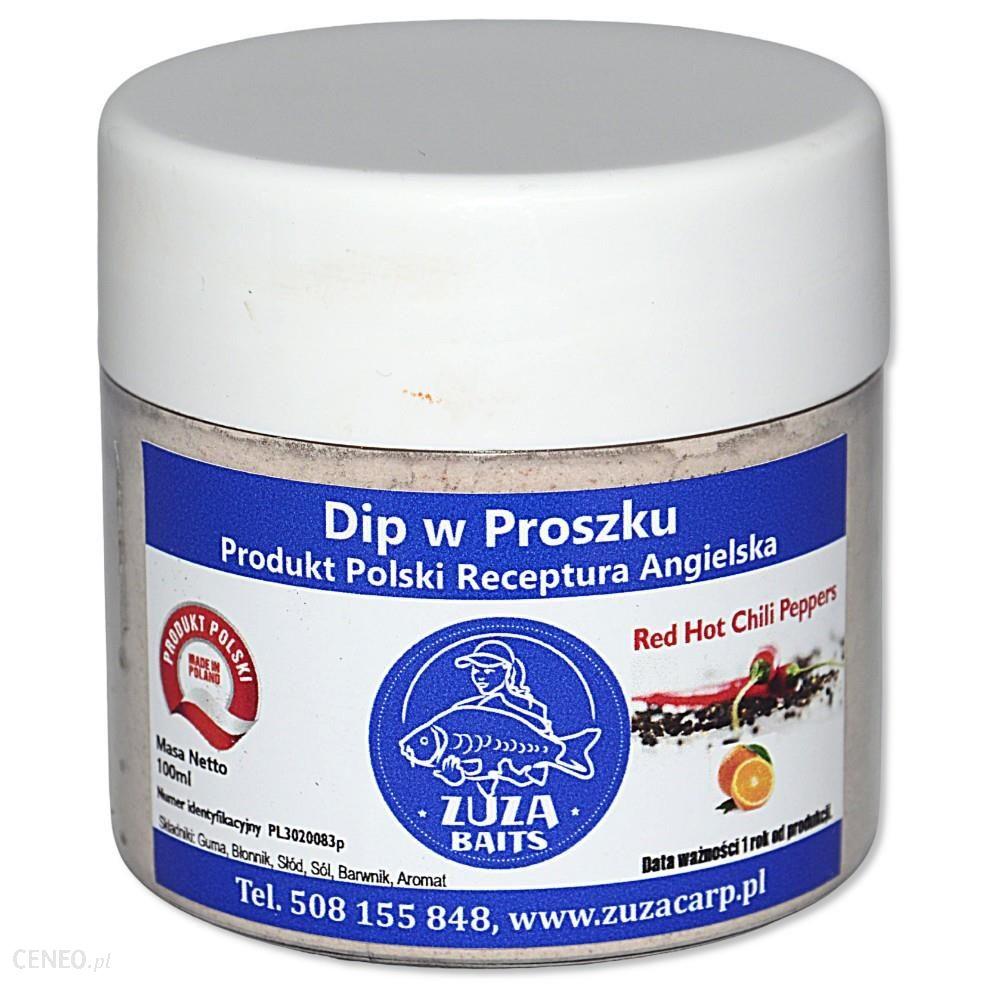 Zuza Carp Dip Red Hot I Pomarańcza (W Proszku) 150Ml
