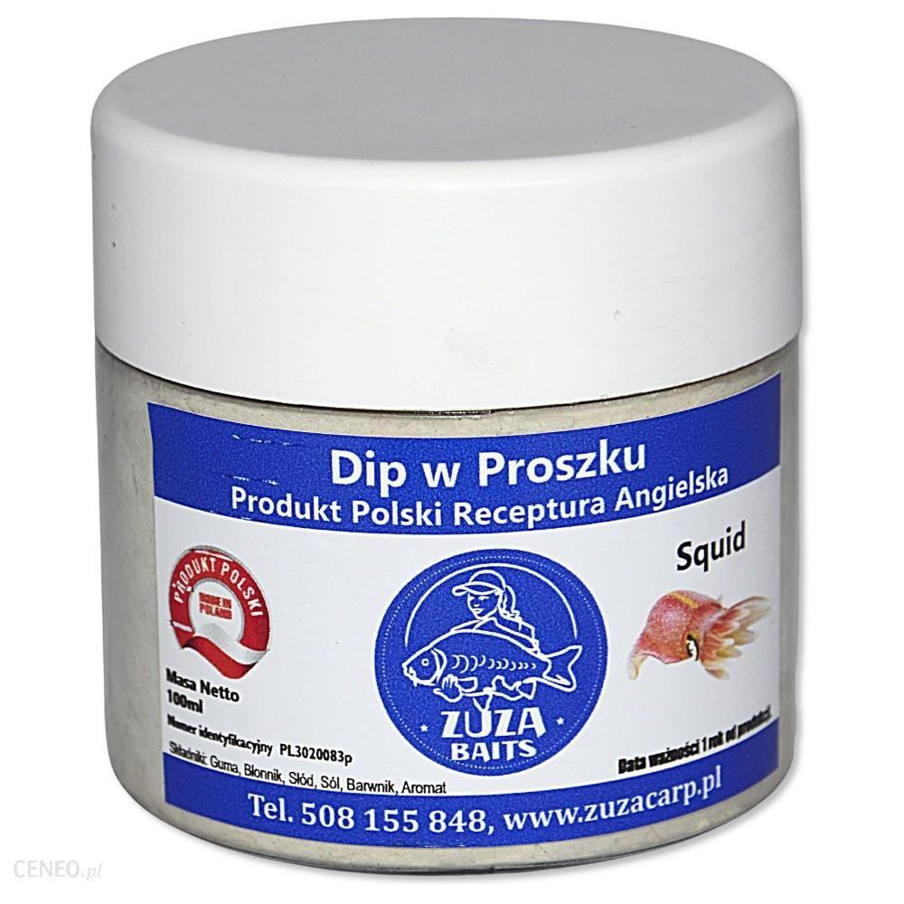 Zuza Carp Dip Squid (W Proszku) 150Ml